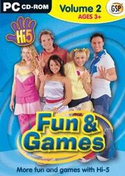 Hi-5 Fun And Games game