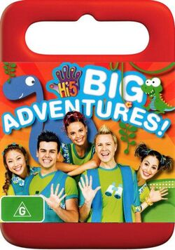 Big Adventures dvd