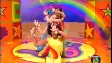 Hi-5 USA - Living In A Rainbow