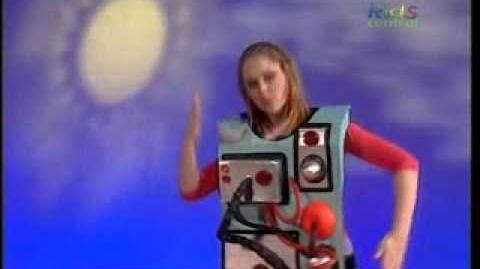 Hi-5 Charli Robot