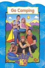Hi-5 Go Camping book