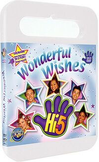 Hi-5 USA Wonderful Wishes dvd