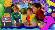 Children's Framework Season 8 Travelling Week