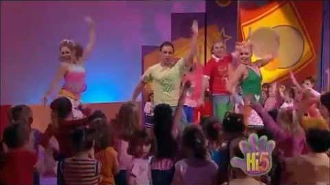 Hi-5 - Ch-Ch-Changing (Ending Version)