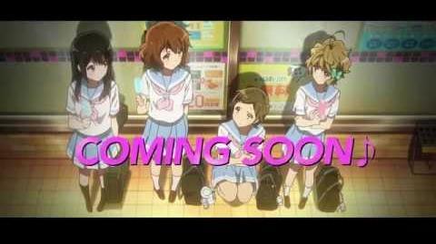 TVアニメ『響け!ユーフォニアム2』 PV第1弾