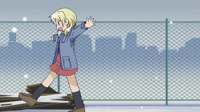 File:Hidamari Sketch Wikia - Season One (A Winter's Collage - 192).jpg