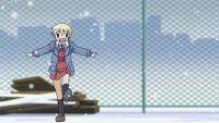 Hidamari Sketch Wikia - Season One (A Winter's Collage - 197)