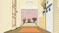 Hidamari Sketch Wikia - Season One (A Winter's Collage - 258)