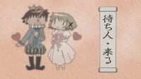 Hidamari Sketch Wikia - Season One (A Winter's Collage - 096)