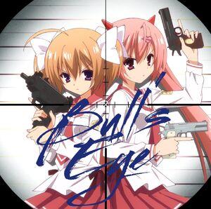 Bulls eye anime cover