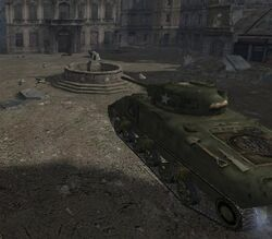 M4A2 Sherman (Blade Dancer 2)