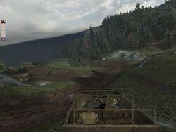 M2 Half-Track (back seat 3)
