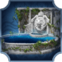 Share Secluded Lion Pond (Scene)-feed