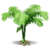 Material Fern Palm-icon