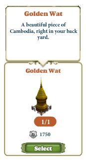 Freeitem Golden Wat-info