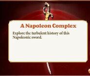Artifact Napoleonic Sword-tooltip