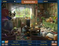 Scene Kahuna's Den-Screenshot