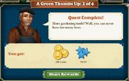 Quest Gardening Storage 2-Rewards