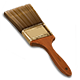 Material Large Paint Brush-icon