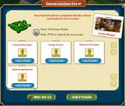 Marketplace Garden Maze-infos