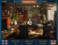 Scene Professor's Den-Screenshot