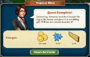 Quest Nuptial Bliss-Rewards