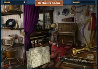 Scene Orchestra Room-Screenshot