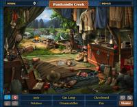 Scene Panhandle Creek-Screenshot