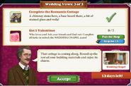 Quest Wedding Vows 3-Tasks