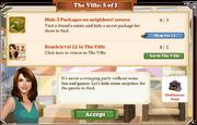 Quest The Ville 5-Tasks