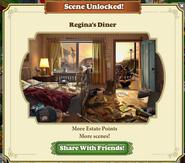 Scene Unlocked Regina's Diner