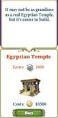 Marketplace Egyptian Temple-caption