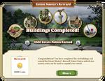 Estate Master's 2 Reward-completed