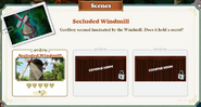 Location Secluded Windmill-info