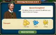 Reward Driving Me Crazy 2 of 3