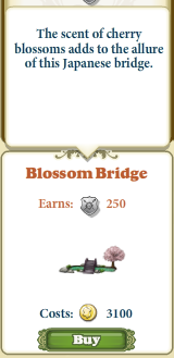Marketplace Blossom Bridge-infos