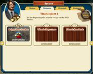 Tab Episodes-Titanic part one