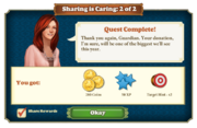 Quest Sharing is Caring 2-Rewards