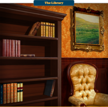 MiniGame TheLibrary empty