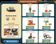 Freeitem Outdoor Bath-info