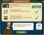 Quest Guest Appearance 3-Tasks