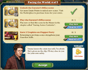 Quest Facing the World 4-Tasks