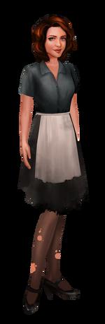 Character Bessie Friendly