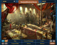 Scene Mummification Room-Screenshot