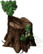 Marketplace Tree Stump House-rotated
