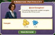 Quest A Basket Case-Part Two 1-Rewards