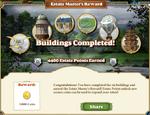 Estate Master's Reward-completed