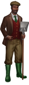 Character Walter FarmVille2 Neutral
