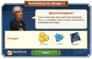 Quest Rebuilding the Bridge 4-Rewards