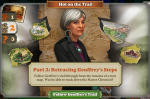 Hot on the Trail-Teaser
